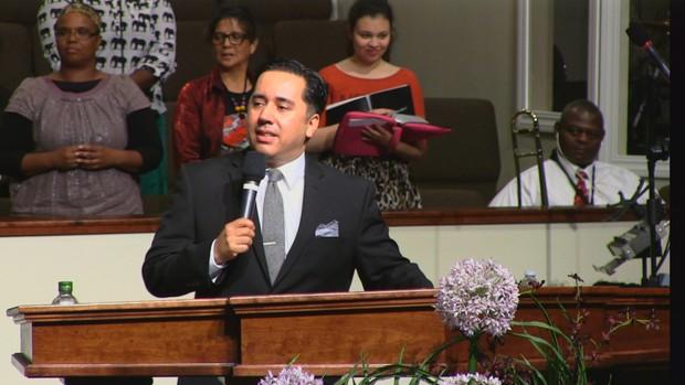 Rev. Steve Caballero 7-12-15pm