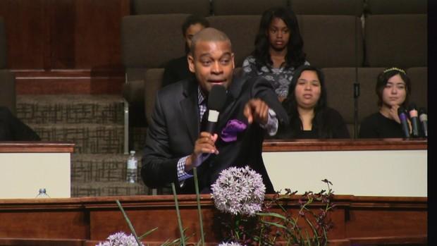 Rev. Lawrence Warfield 3-22-15pm