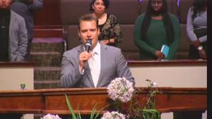 Rev. Josh Herring 07-31-16pm