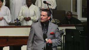 Rev. Mark Drost 03-29-15am