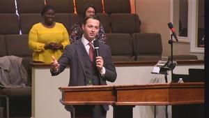 Rev. Zack Parkey 11-19-17pm