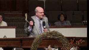 Rev. Robert Mitchell 11-09-14 pm