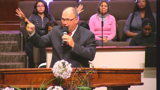 Rev. Rick Bowen 10-16-16am