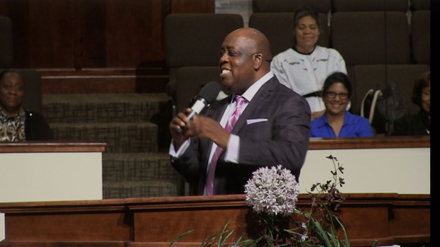 Pastor Sam Emory 7-6-14pm