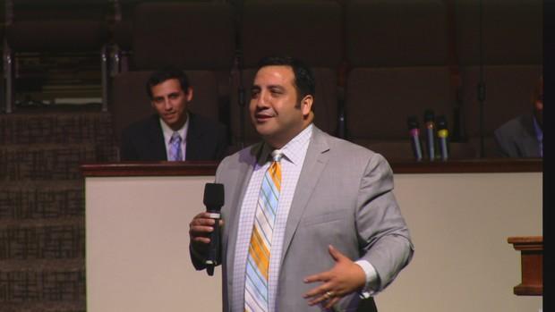 Rev. Andre Urquidez 10-11-15pm