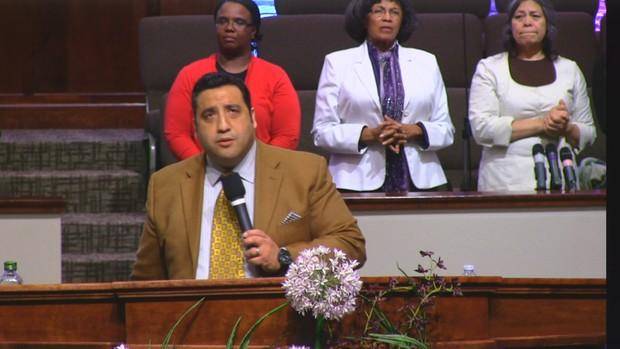 Rev. Andre Urquidez 04-10-16pm