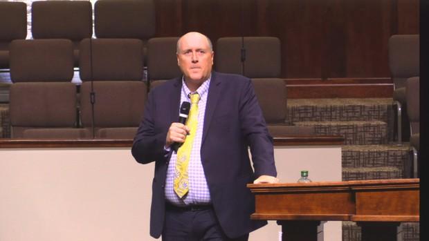 Rev. Ken Cooper 12-06-17pm
