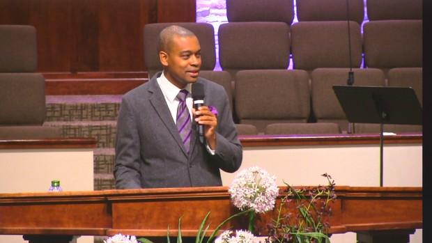 Rev. Lawrence Warfield 11-09-16pm