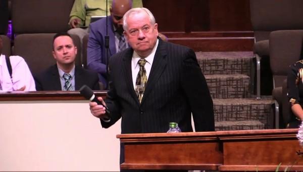 Rev. Ron Mullings 04-29-18am