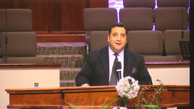 Rev. Andre Urquidez 09-21-16pm
