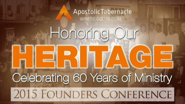 Founder's Conference Sunday Evenng 10-18-2015pm