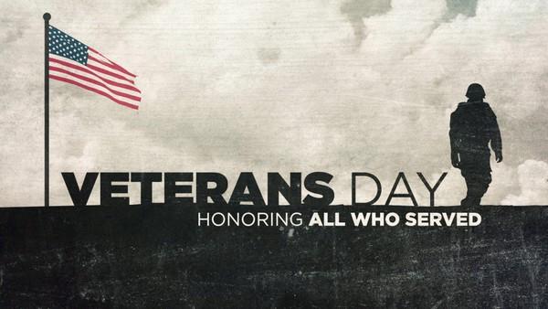 Veteran's Day Service 11-08-15am