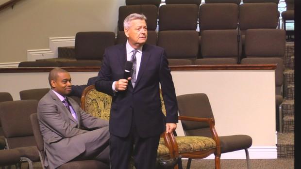 Rev. Randell Frailey 01-17-18pm