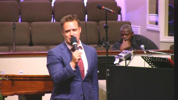 Rev. Josh Herring 07-17-16pm