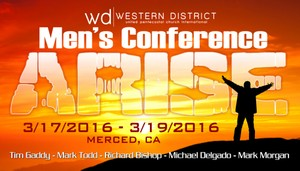 2016 Western District Men's Conference Rev. Tim Gaddy 03-17-16pm