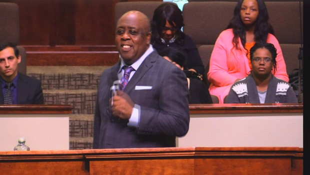 Pastor Sam Emory 01-01-17pm