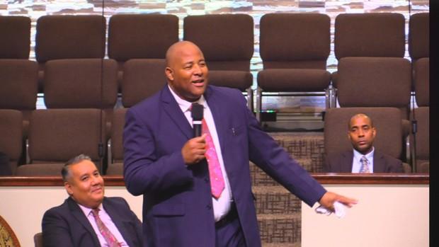Rev. Alex Mitchell 12-18-16am