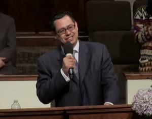 Rev. Daniel Macias