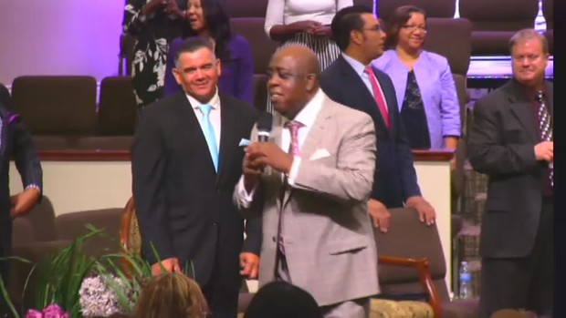 Pastor Sam Emory 05-22-16am