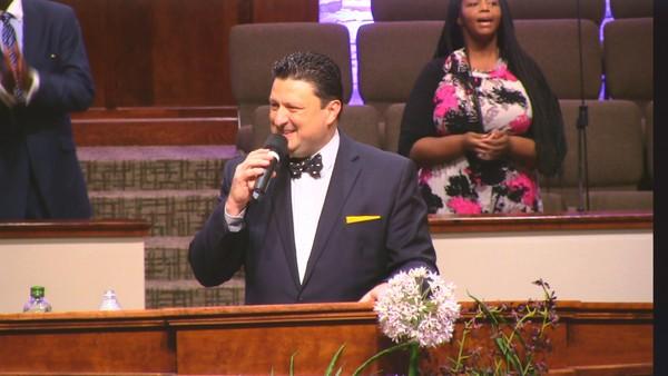 Rev. Tim Green 11-13-16am