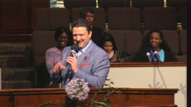 Rev. Tim Green 11-22-15am