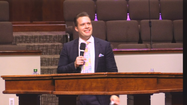 Rev. Josh Herring 02-14-18pm