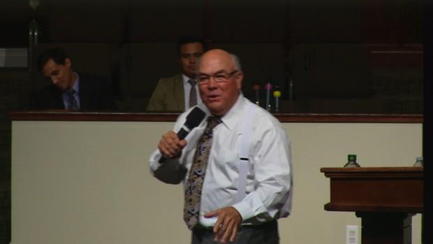 Rev. Johnny Nelson 8-16-15pm