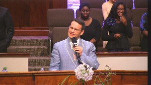 Rev. Mark Drost 05-22-16pm
