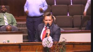 Rev. Josh Herring 03-19-17pm