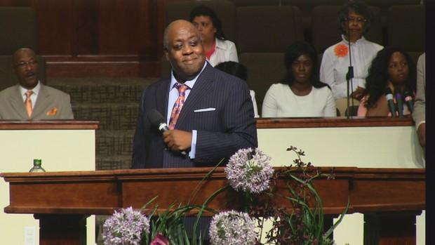 Pastor Sam Emory 9-13-15am