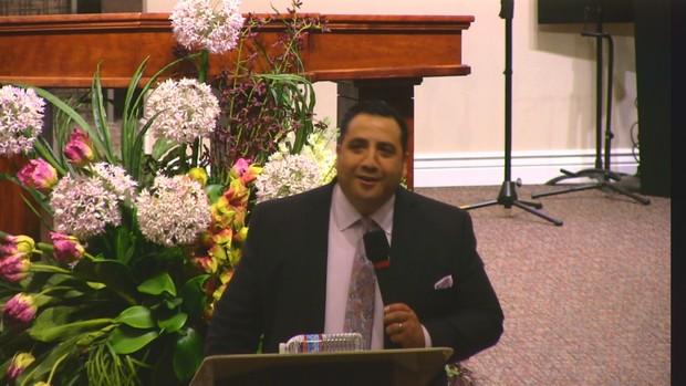 Rev. Andre Urquidez 09-07-16pm
