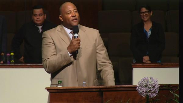 Rev. Alex Mitchell