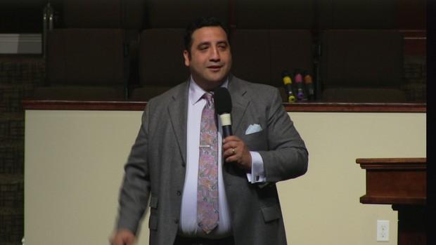 Rev. Andre Urquidez 4-8-15pm