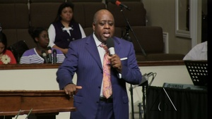 Pastor Sam Emory