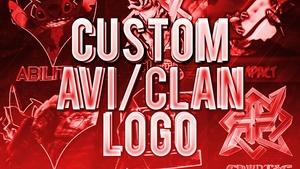 Custom Logo or Clan Avi