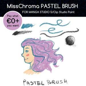 SAI brushes for Manga Studio 5/Clip Studio Paint by