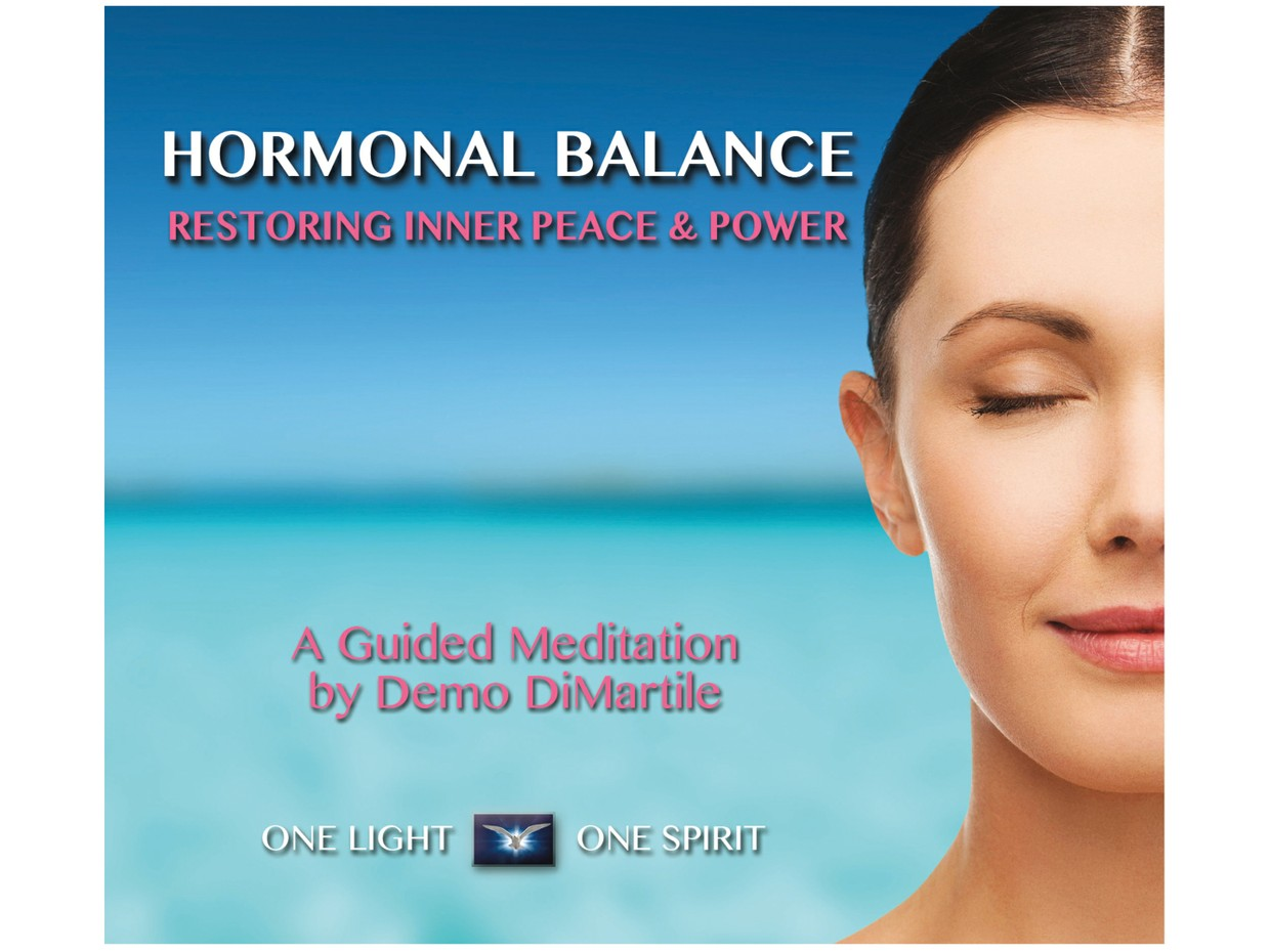 Hormonal Balance Meditation CD