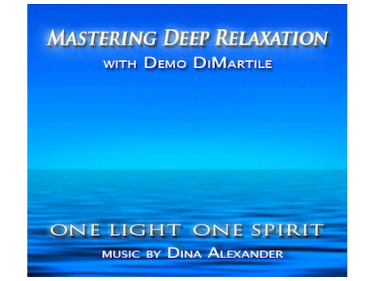 Mastering Deep Relaxation CD