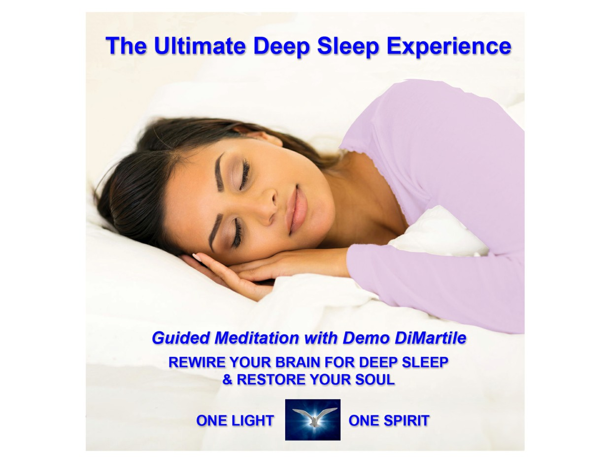 Deep Sleep Meditation CD
