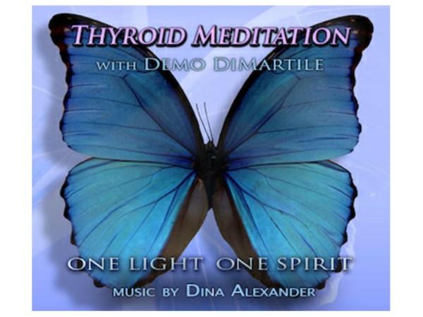 Thyroid Meditation CD