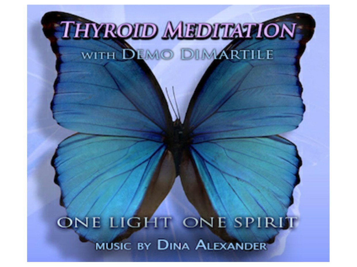 Thyroid Meditation CD