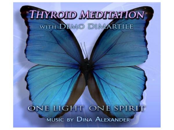 Thyroid Meditation MP3
