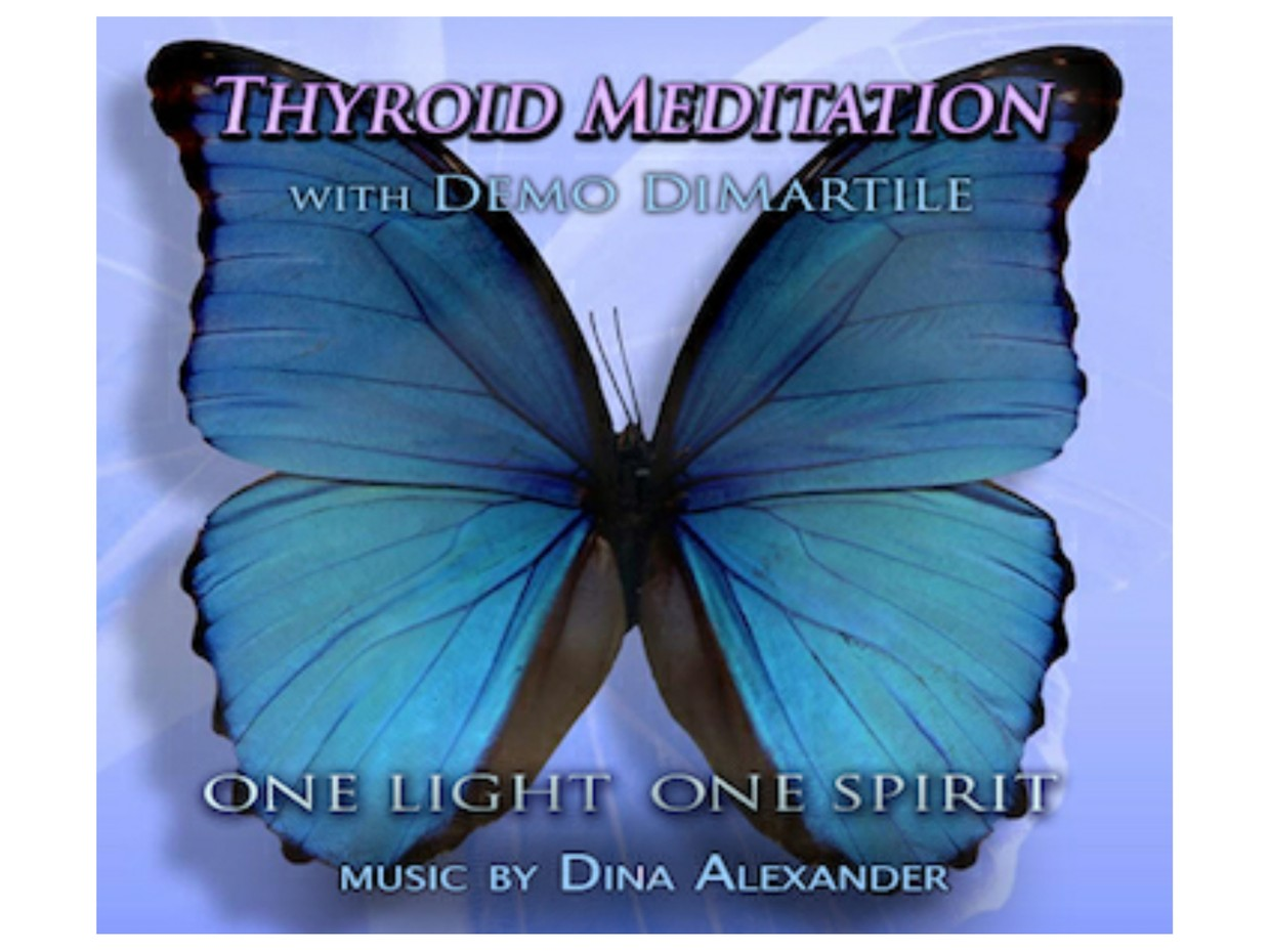 Thyroid Meditation MP3