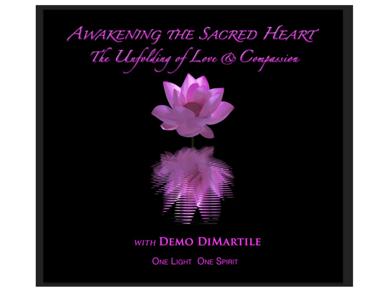 Awakening the Sacred Heart Meditation MP3