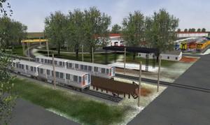 Illinois Railway Museum Route for Open Rails Train Simulator