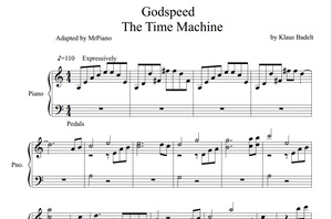 Klaus Badelt - Godspeed The Time Machine OST