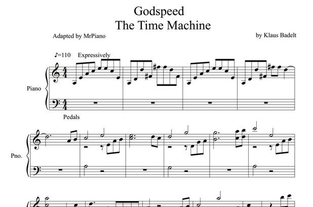 Klaus Badelt - Godspeed The Time Machine OST
