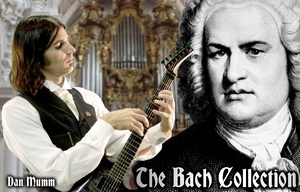 The Bach Collection - Classical Metal Songs, TABs and Backing Tracks - Dan Mumm