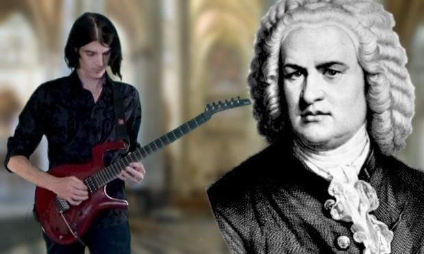 Invention No. 4 - J.S. Bach - Dan Mumm - Song, Tab and Backing Track