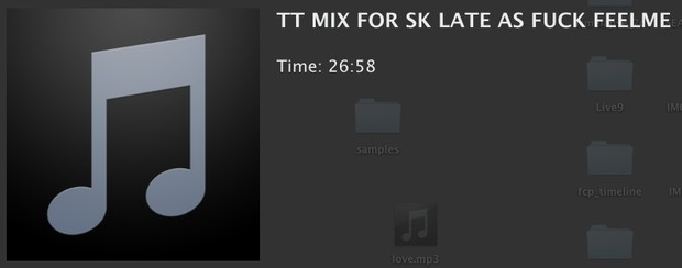 TT Soundtrack for 18PLUS